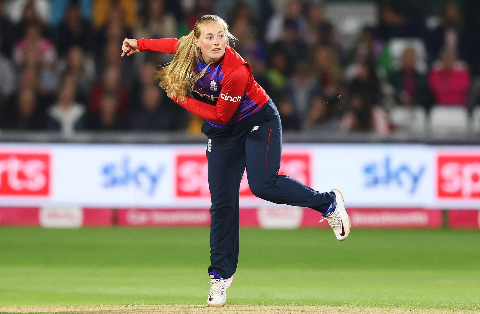 Ecclestone Climbs To T20 World No.9